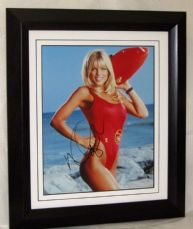 "A121 DONNA D'ERRICO - ""BAYWATCH"" SIGNED  was £65 now £50"